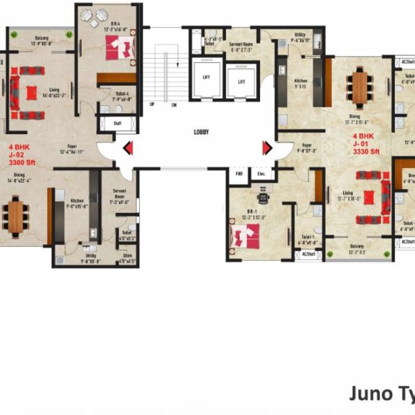 snn-spiritua-layout-plan
