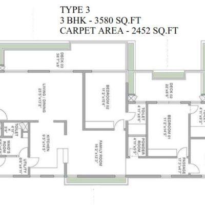 tata-cascades-promont-3-bhk-floor-plan