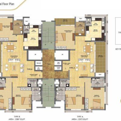 prestige-spencer-heights-floor-plan