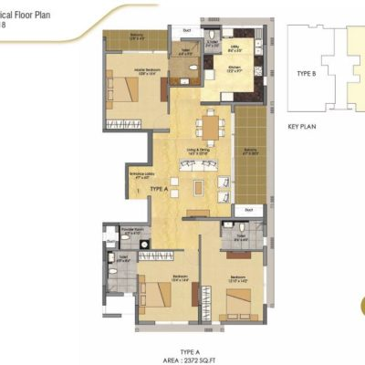 prestige-spencer-heights-plan