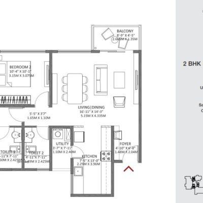 godrej-air-2-bhk-floor-plans