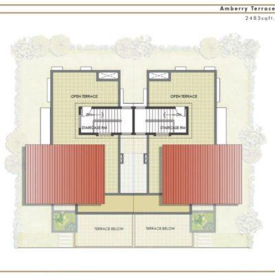 prestige-amberry-3-bed-villa-plan