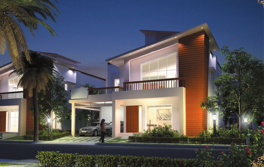 Prestige Mayberry 4 Bedroom Villas Hopefarm Whitefield