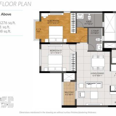 dnr-casablanca-bangalore-floor-plan