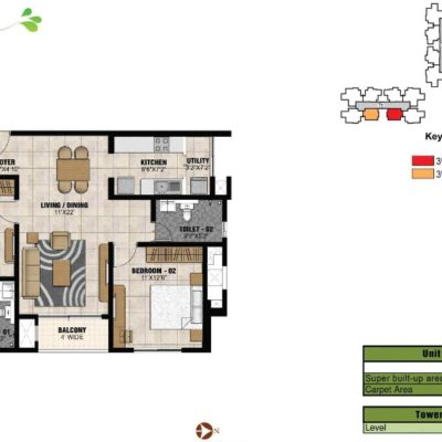 prestige-park-square-floor-plan