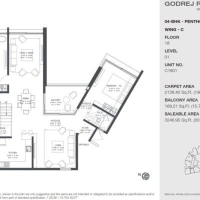 godrej-reflections-4bhk-duplex-floor-plan