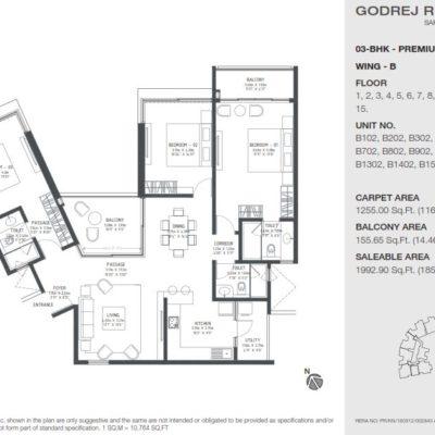 godrej-reflections-lake-facing-floor-plan