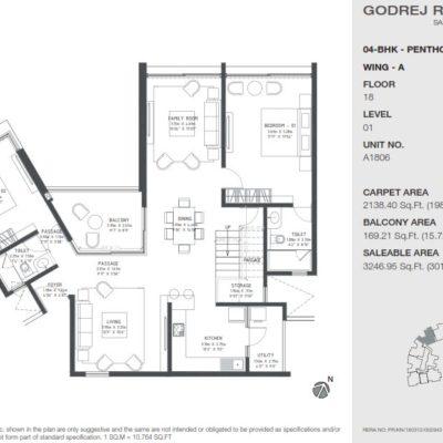 godrej-reflections-penthouse-floor-plan