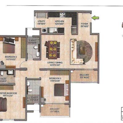 prestige-jindal-city-flats
