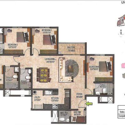 prestige-jindal-home-floor-plan