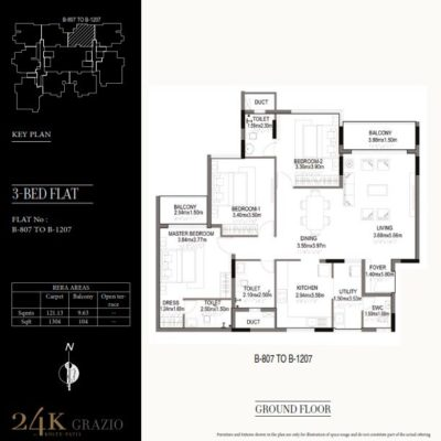 kolte-patil-24k-grazio-apartments-floor-plan