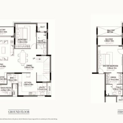 kolte-patil-24k-grazio-duplex-floor-plan