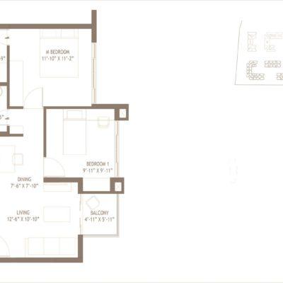 embassy-edge-2-bhk-floor-plan
