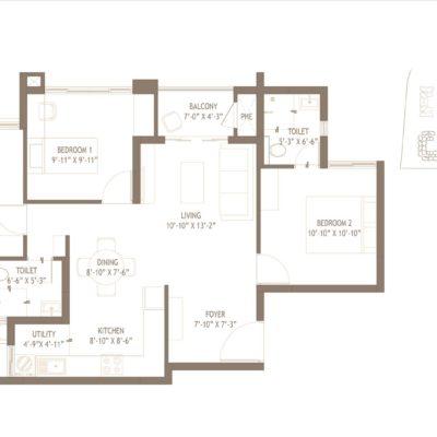 embassy-edge-apartments-Fuchsia-key-plan