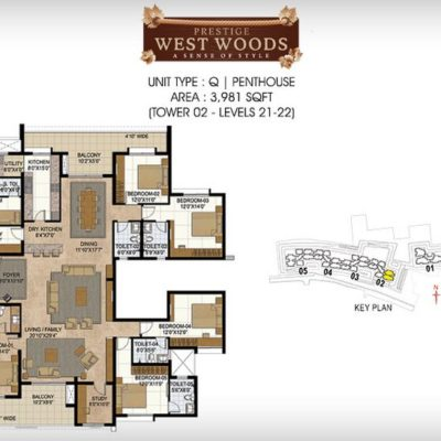 prestige-west-woods-penthouse-plan