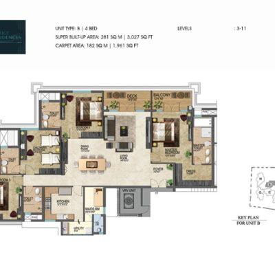 prestige-leela-residences-4-bhk-floor-plan