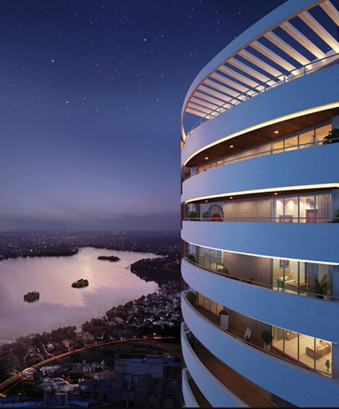 Trinity Lakes Apartments: Prestige Hermitage Uber Luxury Apartments Kensington Road