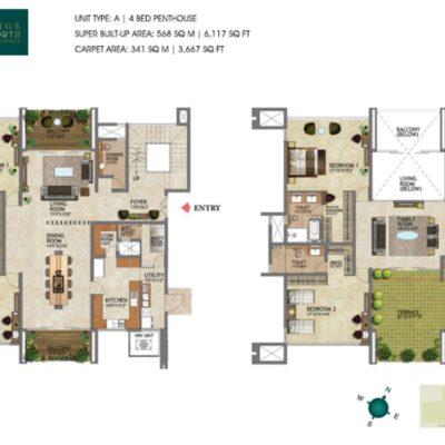 prestige-kenilworth-apartments-plan