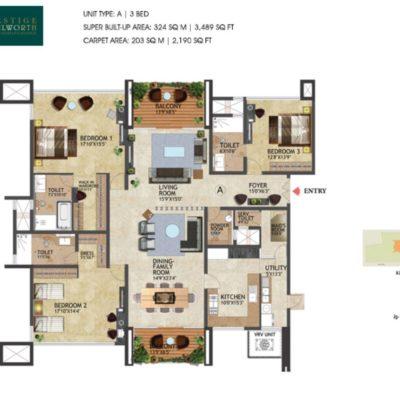 prestige-kenilworth-floor-plan