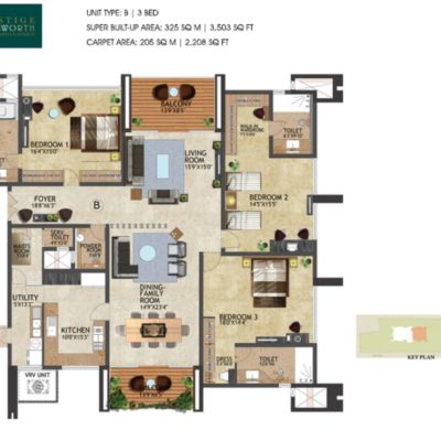 prestige-kenilworth-floor-plans