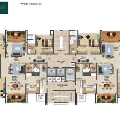 prestige-kenilworth-tower-plan
