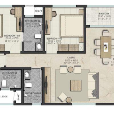 sobha-rajvilas-apartments-plan