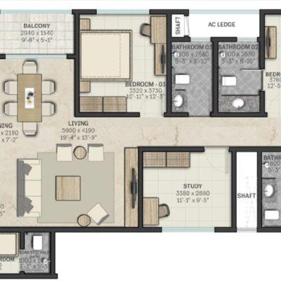 sobha-rajvilas-floor-plans