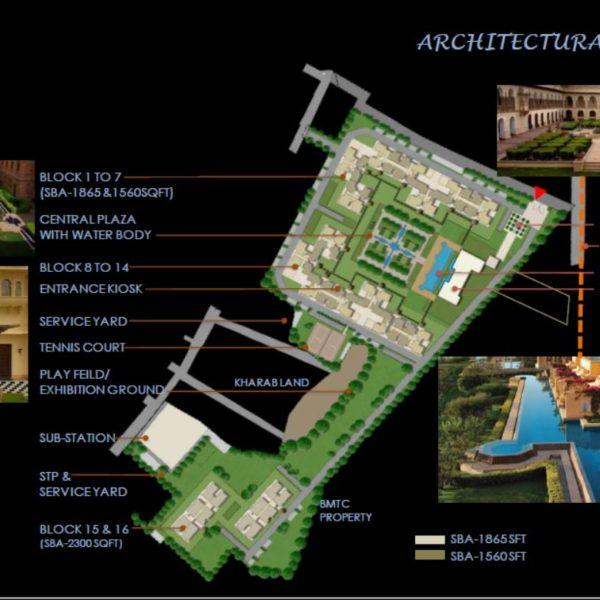 sobha-royal-pavilion-master-plan