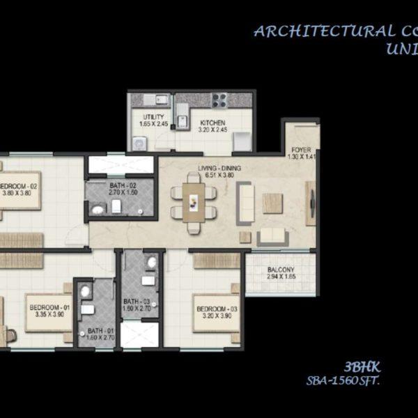sobha-royal-pavilion-plans