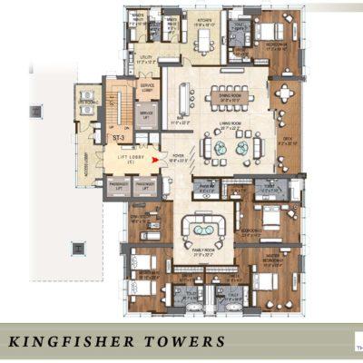 Prestige-kingfisher-towers-floor-plan
