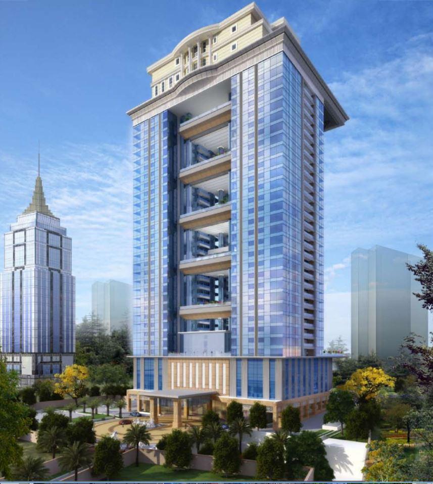 Prestige Kingfisher Towers Apartments