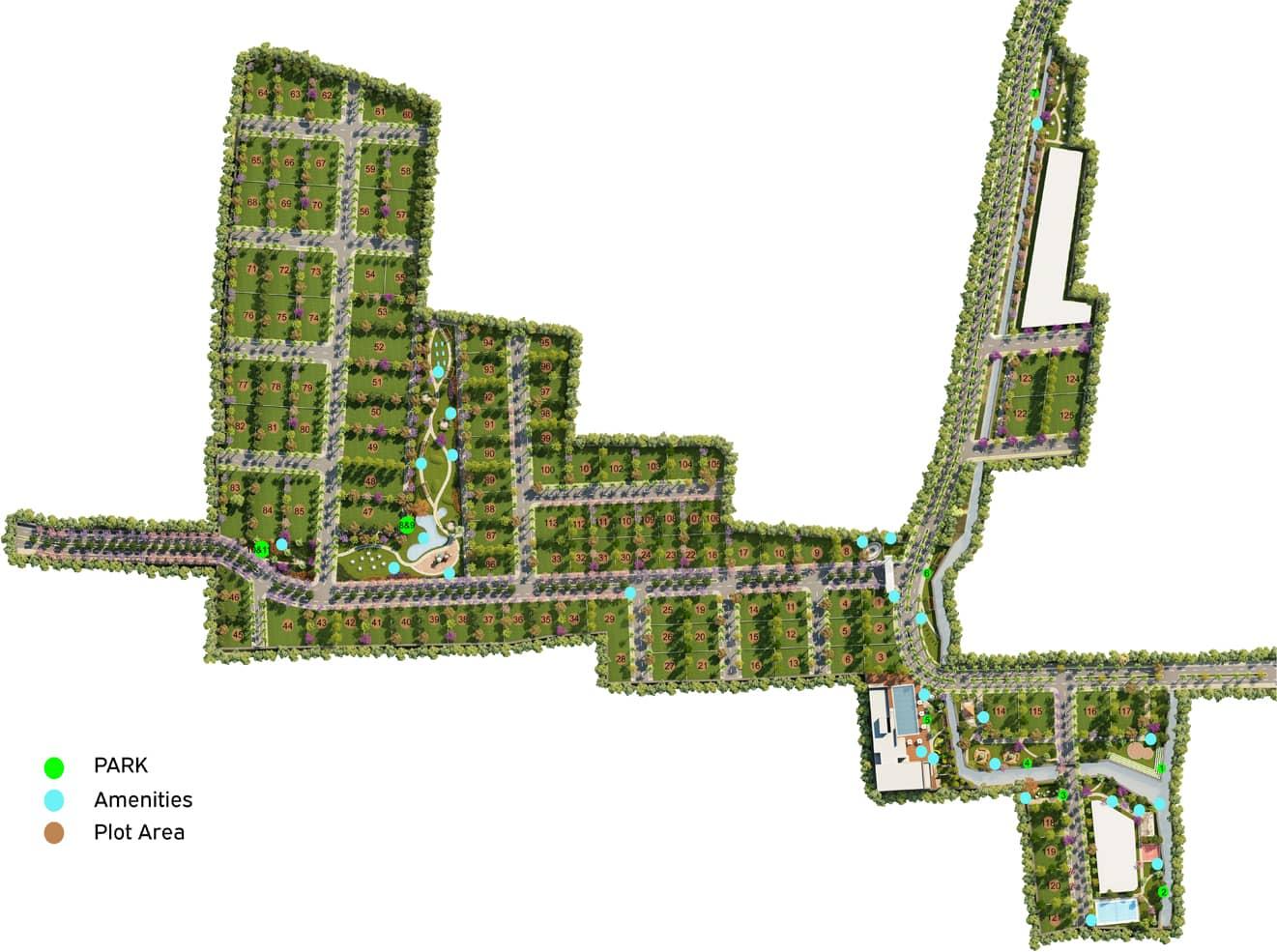 Sammys-Beverly-Hill-Master Plan