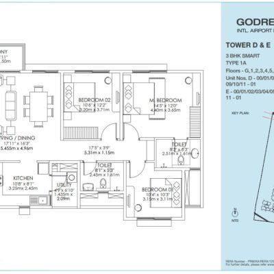 godrej-aqua-3-bhk-floor-plan