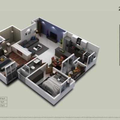 Purva-zenium-floor-plan