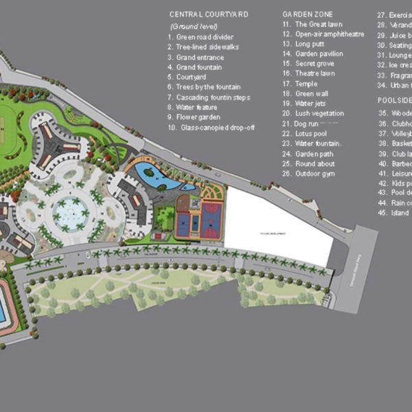 lodha-world-one-master-layout-plan