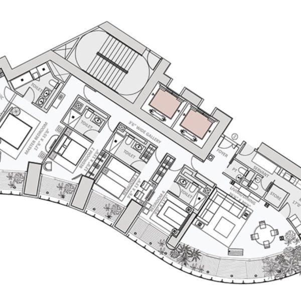 lodha-world-one-unit-floor-plans