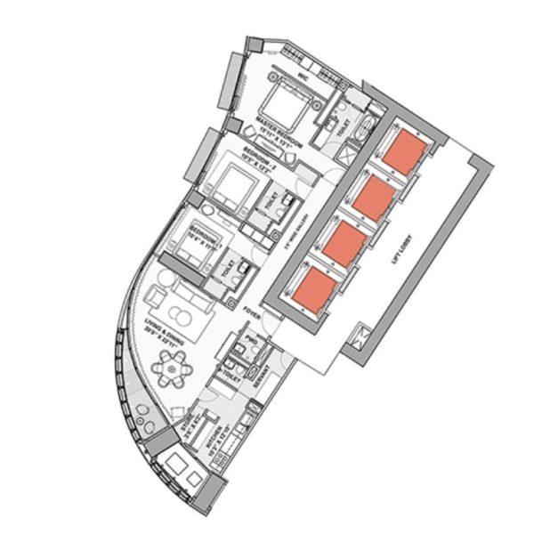 lodha-world-veiw-floor-plans