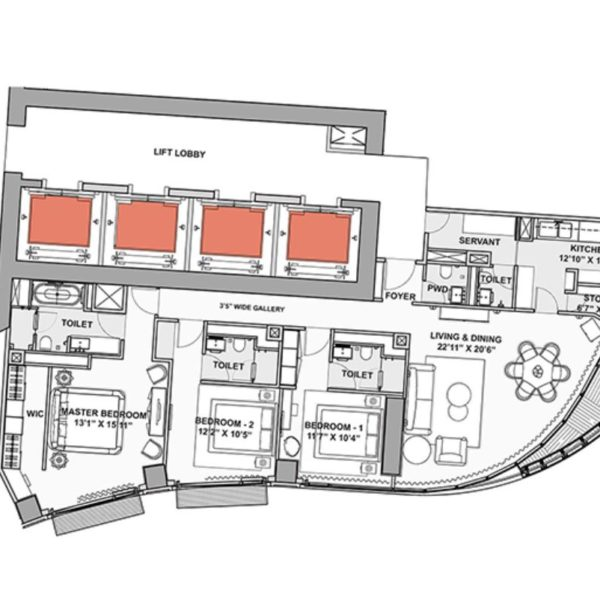 lodha-world-veiw-towers-floor-plan